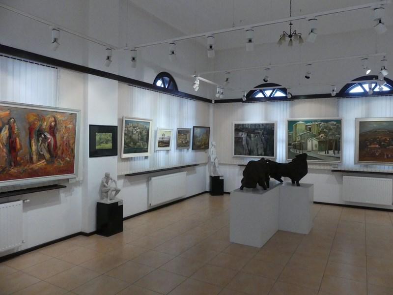 Muzeul de Arta Sevlievo