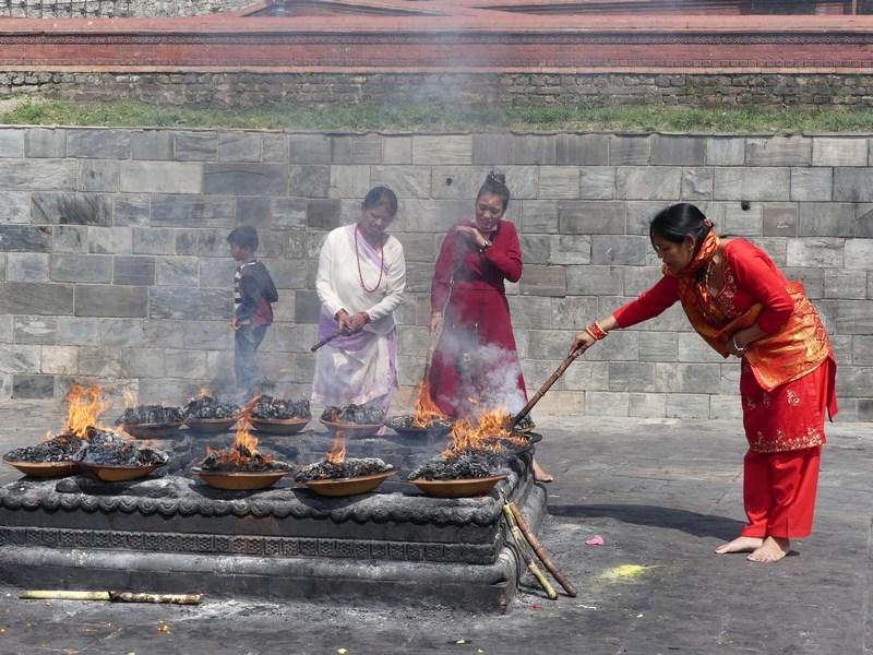 Purificare hindusa