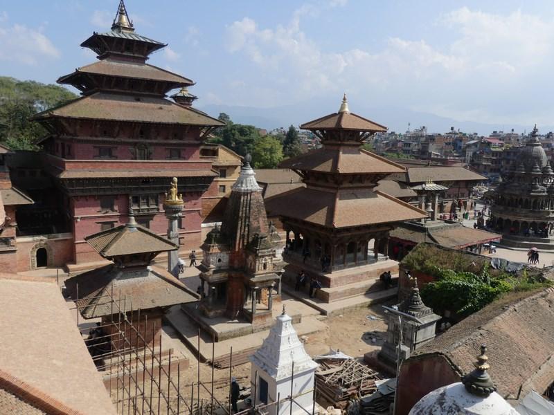 Panorama Patan