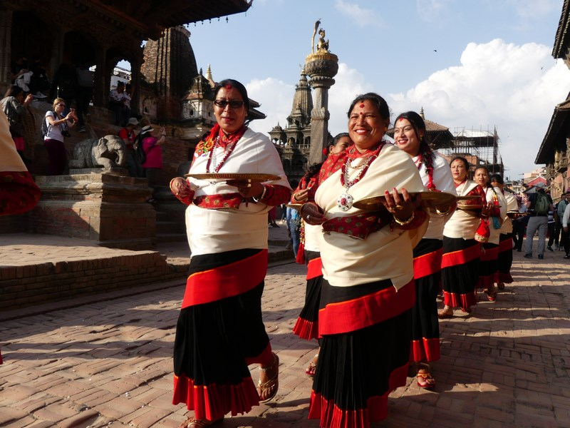 Ceremonie Nepal