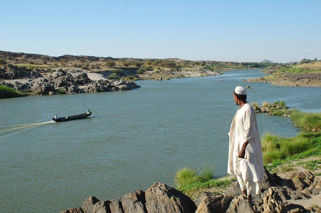 Nil in Sudan