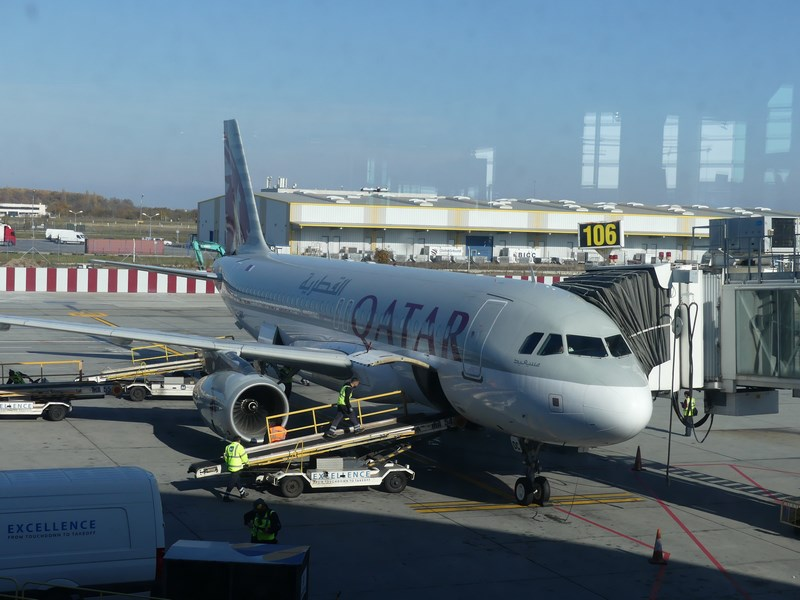 Qatar Airways Bucuresti Doha