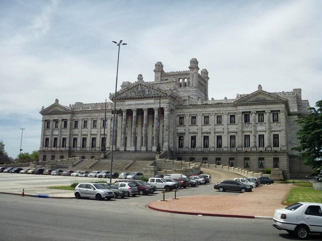 Montevideo Parlamentul