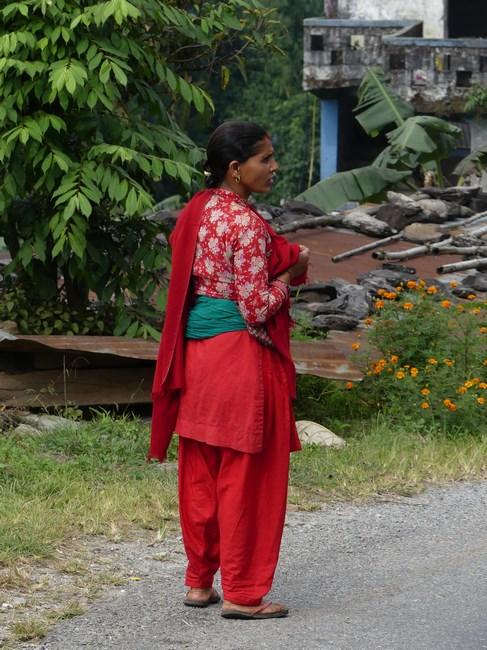 Femeie nepaleza