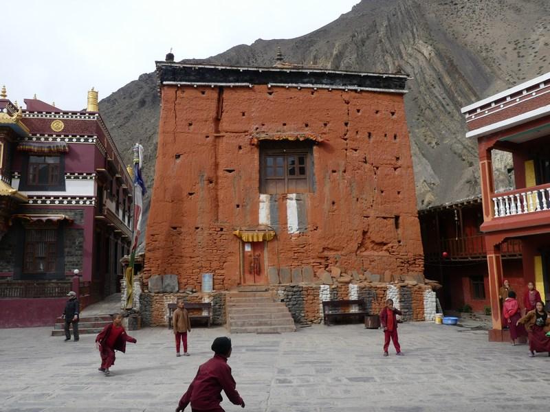 Manastirea Kagbeni