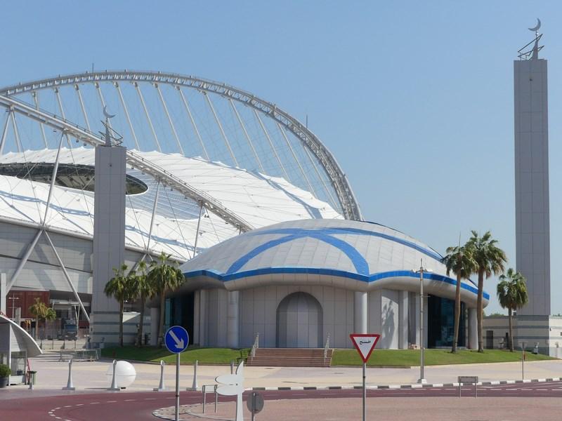 Moschee la stadion