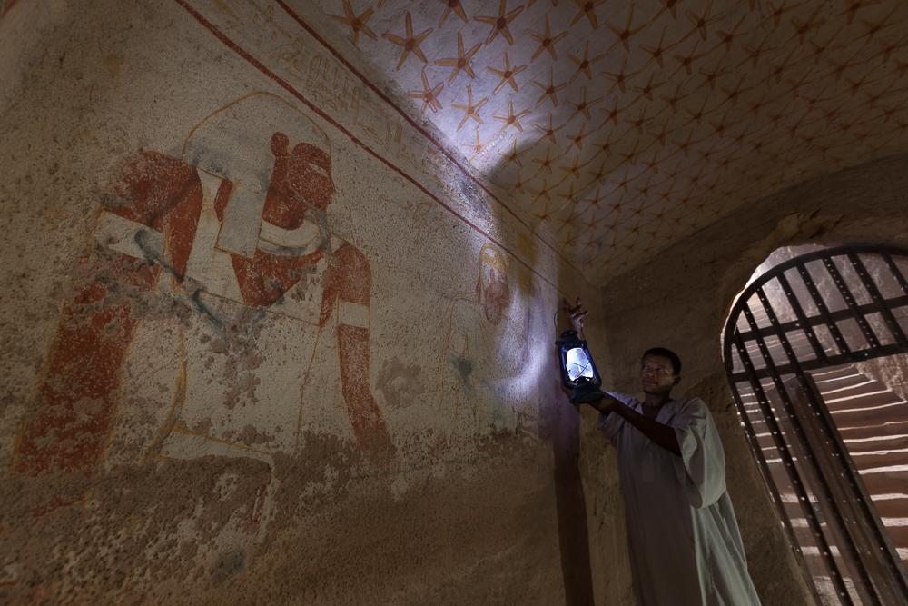 Morminte faraonice Sudan