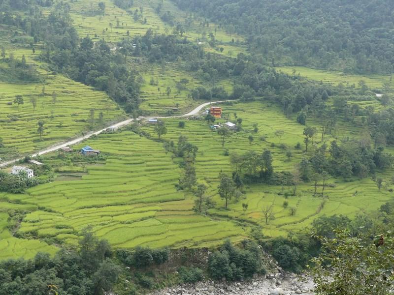 Panorama Nepal
