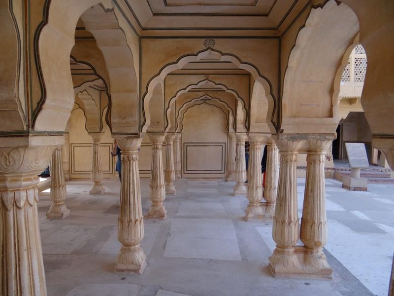 Interior Amber Fort