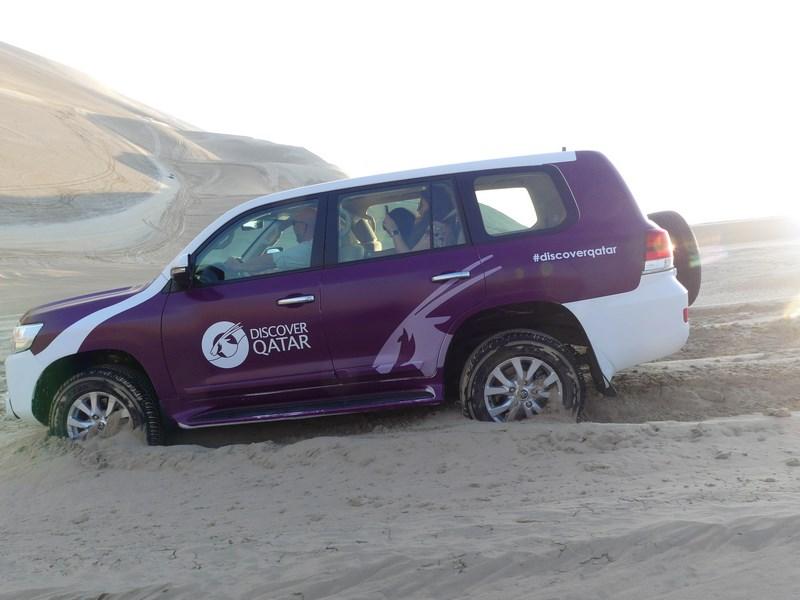 Discover Qatar Desert safari