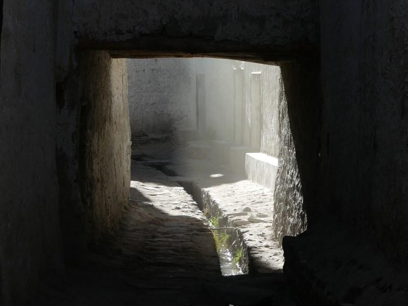 Intrare in orasul vechi