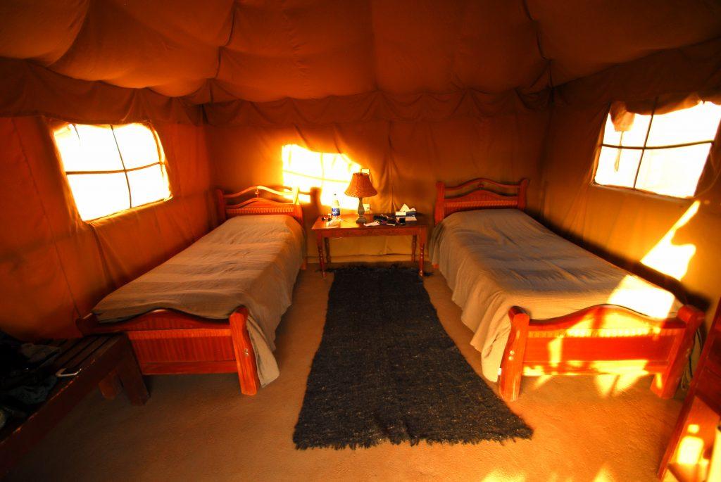 Meroe Tented Camp Sudan