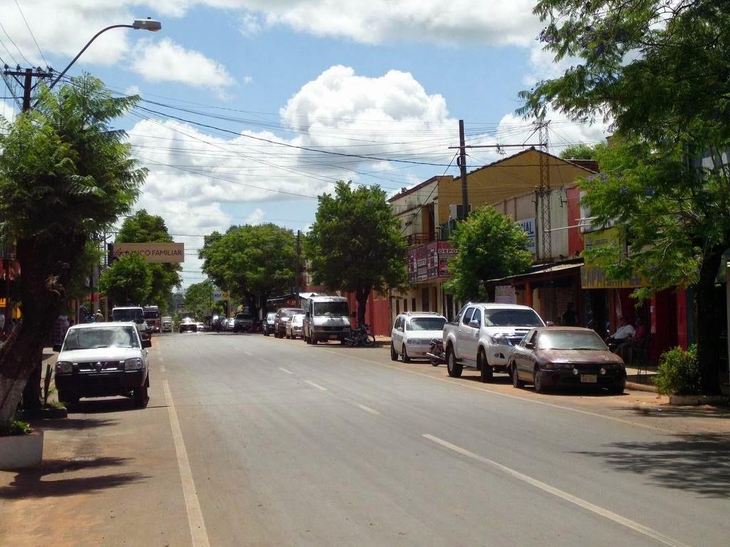 Paraguay San Iganacio