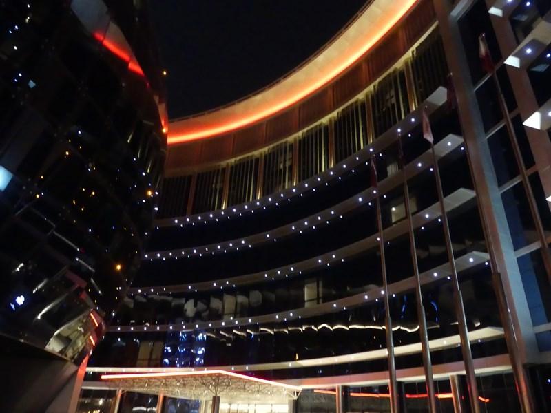 Crown Plaza Doha
