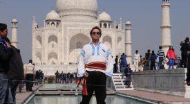 Taj Mahal Triunghiul de Aur Agra