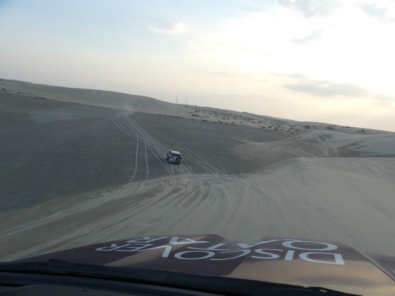 Desert Qatar