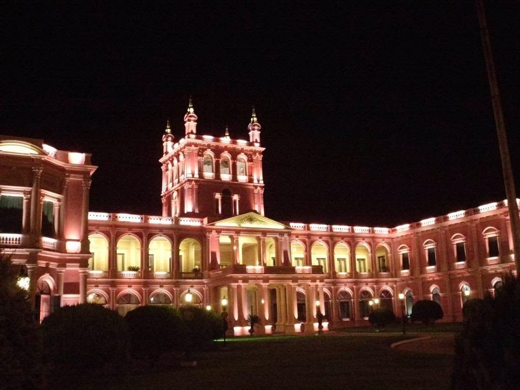 Palacio Lopez Asuncion
