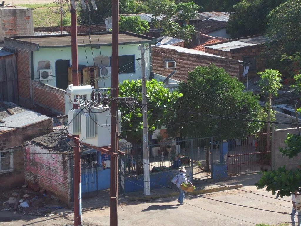 Favela Asuncion