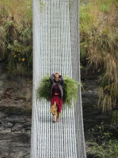 Femeie Nepal
