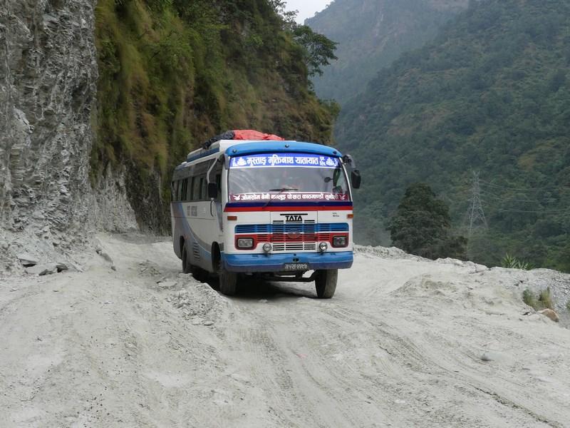 Autobuz Nepal