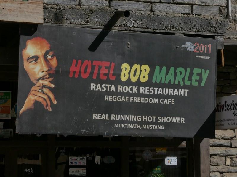 Hotel Bob Marley