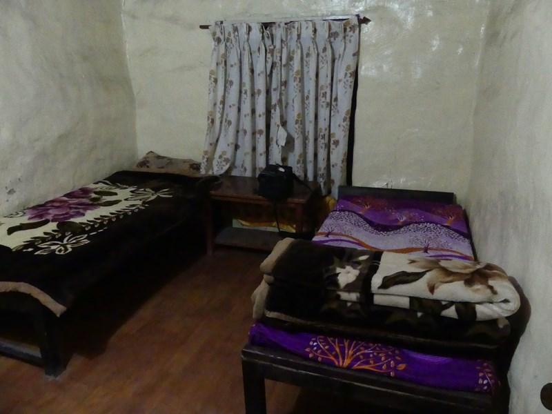 Tashi Delek Hotel Lo Manthang room