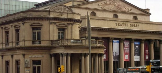 Teatrul Solis Montevideo Uruguay