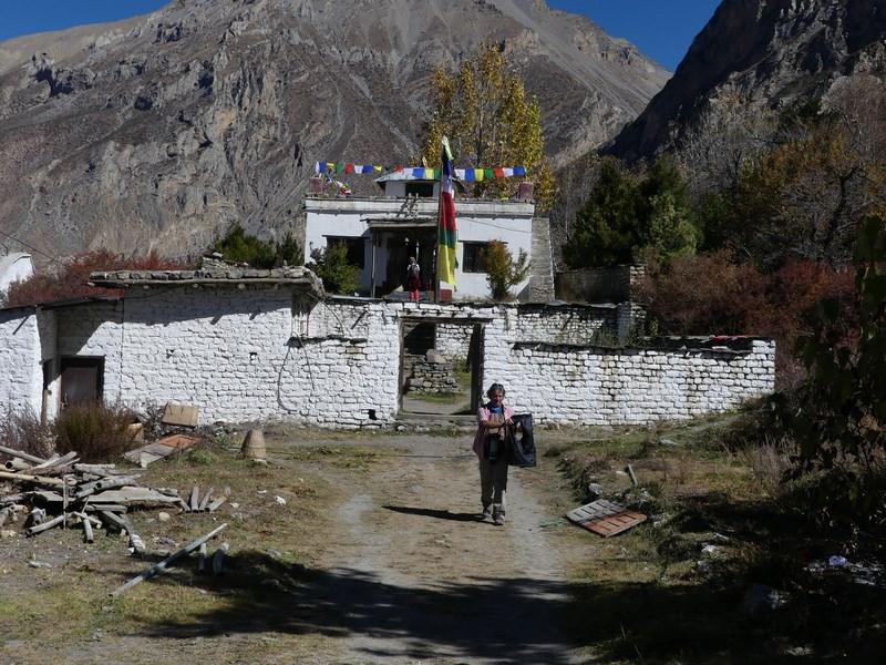 Manastire budista Muktinath