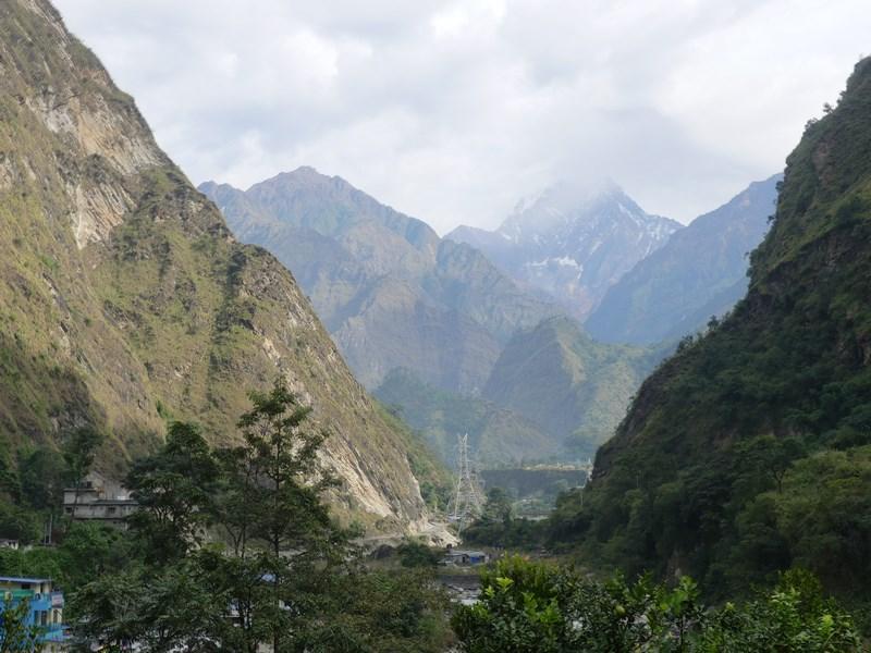 Dhaulagiri Himalaya