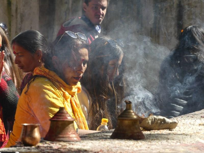 Ofrande hindu