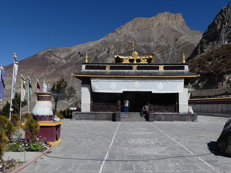 Manastire budista
