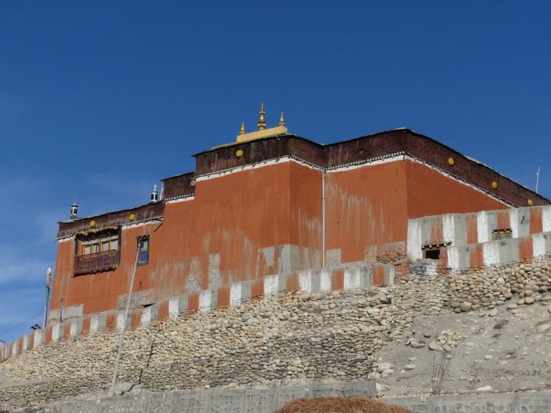Manastirea Tsarang Mustang