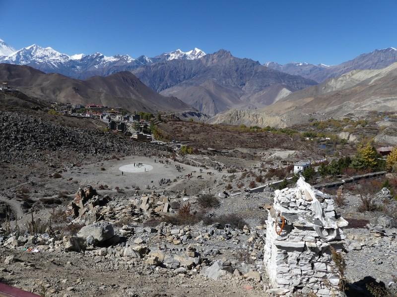 Muktinath view