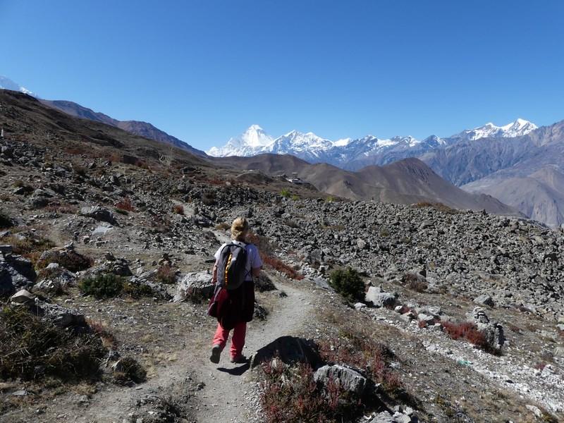 Trekking Muktinath