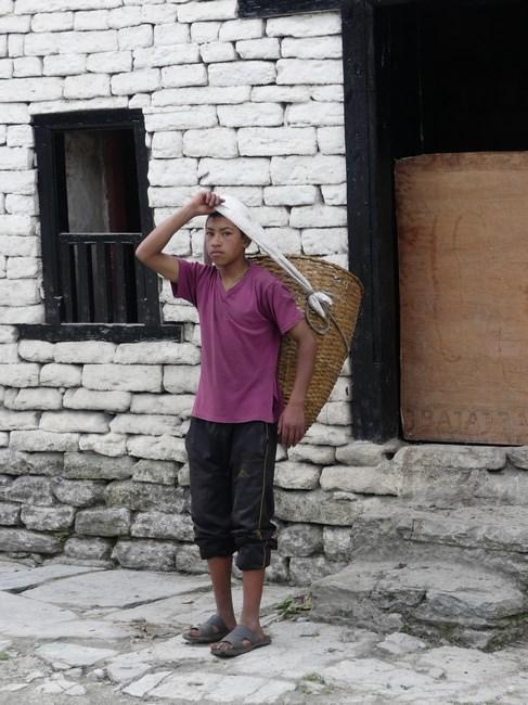 Porter Nepal