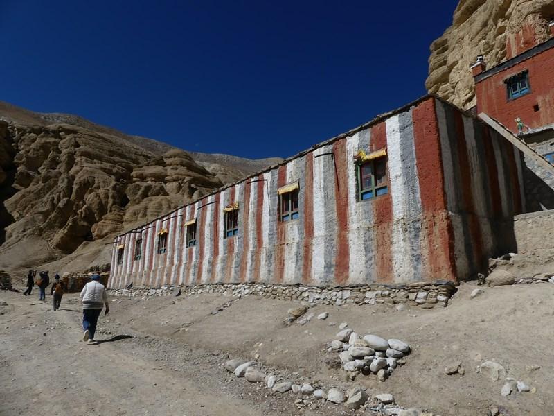 Manastire Chossar