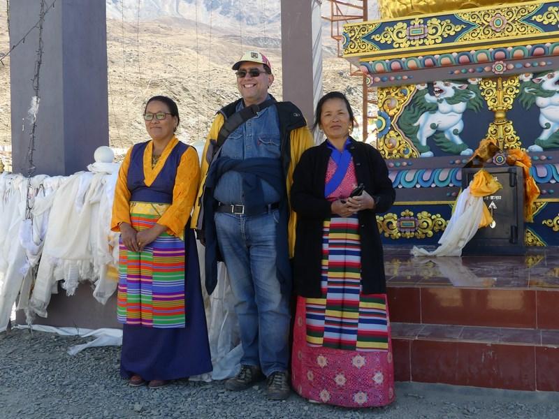 Femei tibetane