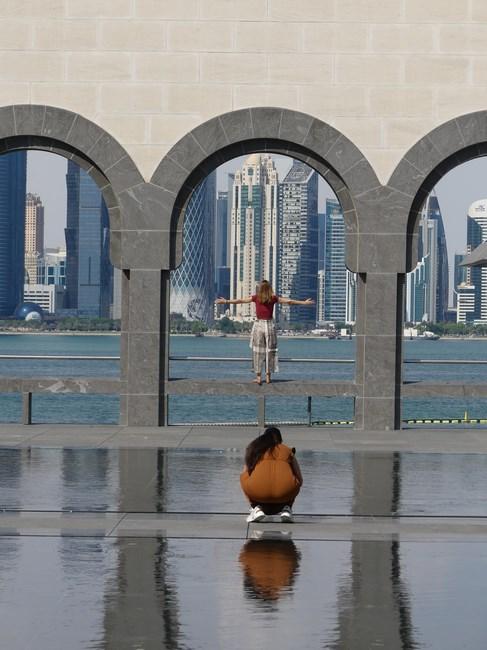 Fotomodel Qatar