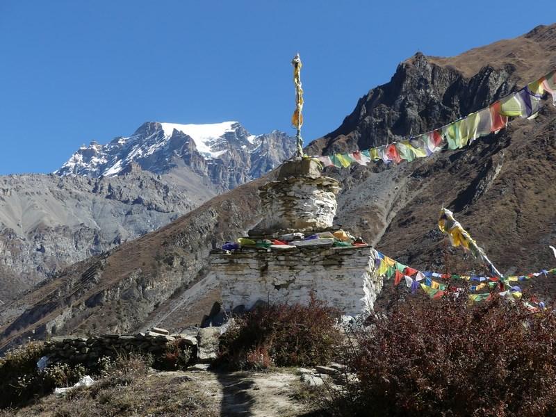 Stupa Muktinath