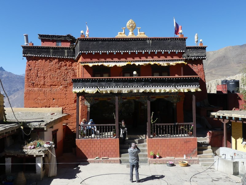Manastire Jharkot