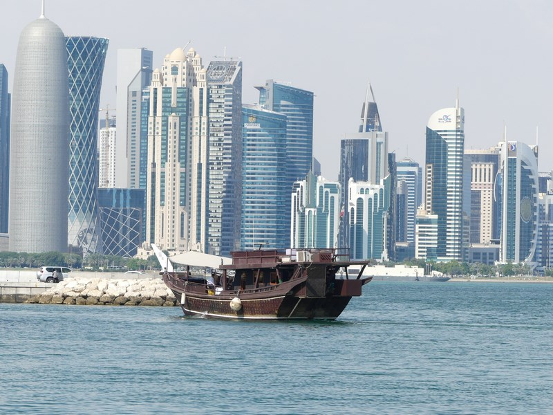 West Bay Doha Qatar