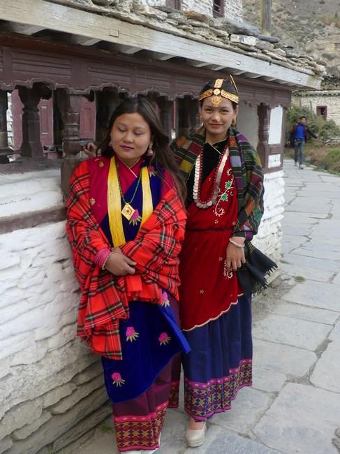 Fotomodele Nepaleze