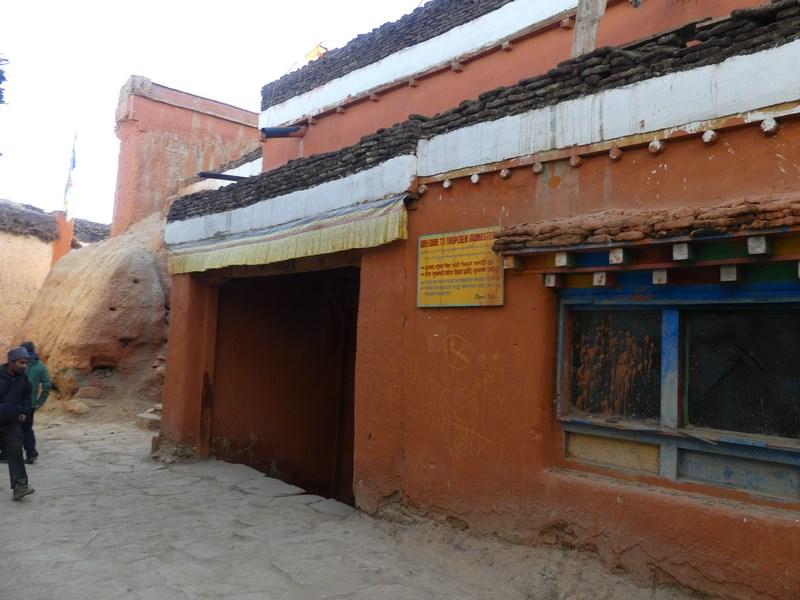 Thipchen Monastery