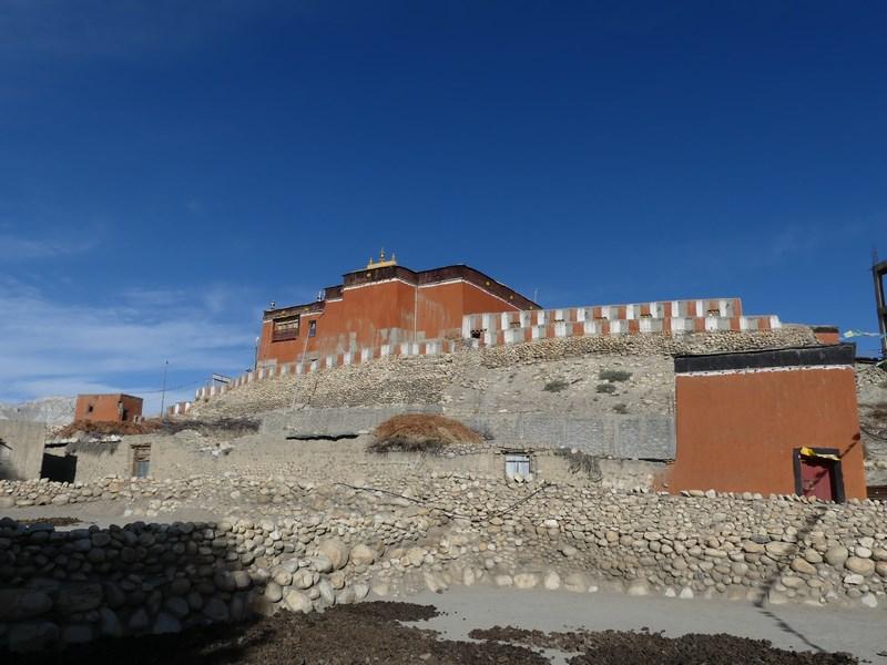 Manastirea Tsarang