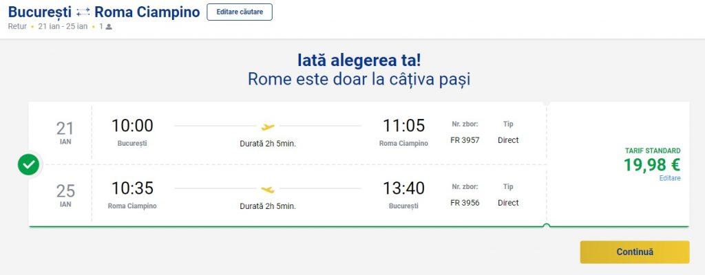 Ryanair Roma