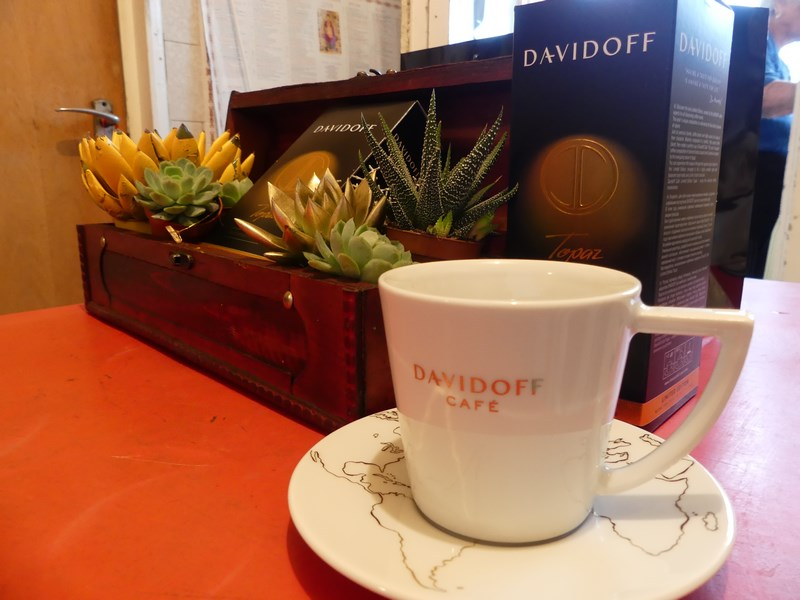 Cafe Davidoff Topaz