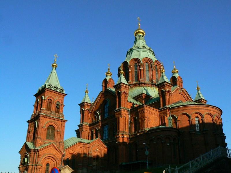 Catrdrala ortodoxa Helsinki