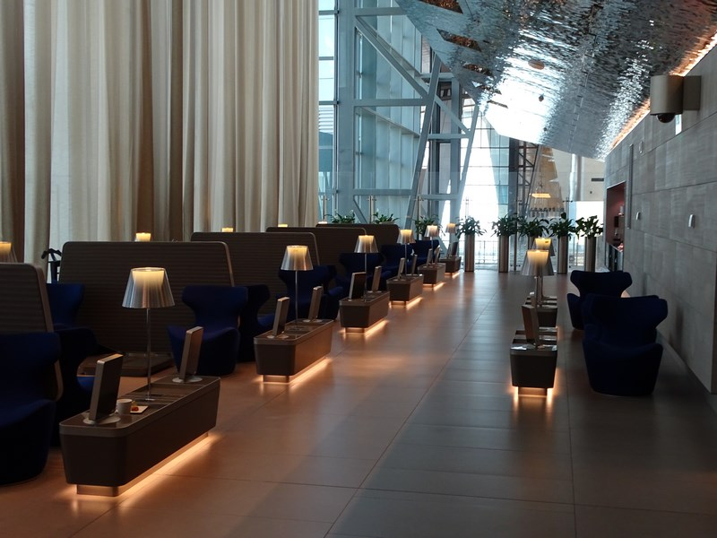 Doha Business Lounge
