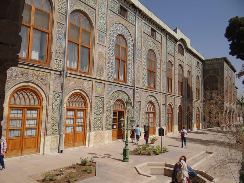 Palat Golestan