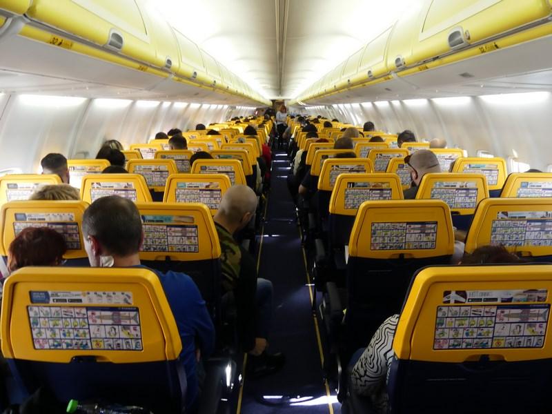 Cabina Ryanair